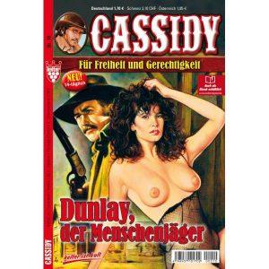 Mein 2. Cassidy-Roman