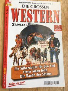 """Mein 1. Western für DGW (""""Ein Silberdollar für den Tod"""")"""