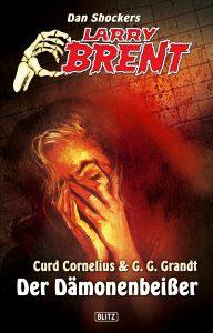 Mein 1. Larry Brent Roman (als Co-Autor)