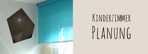 Kinderzimmer-Planung
