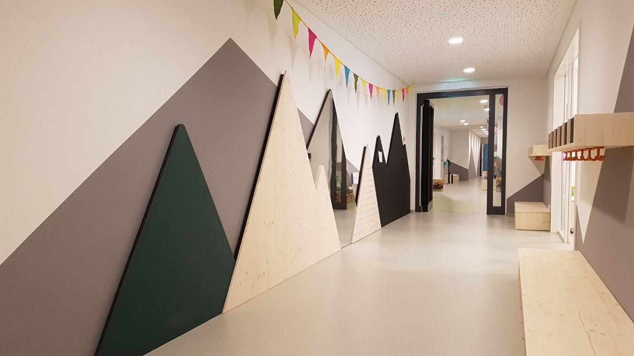 Raumgestaltung Kinderzimmer Kindergarten Stuttgart   kinderzimmerei.