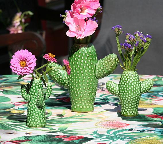 Kaktusvasen von Serax in vielen Größen
