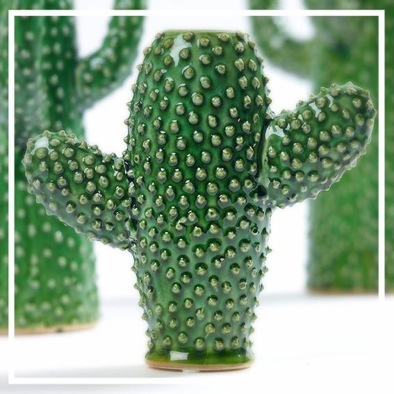 Kaktusvasen in vielen Größen  - von Serax