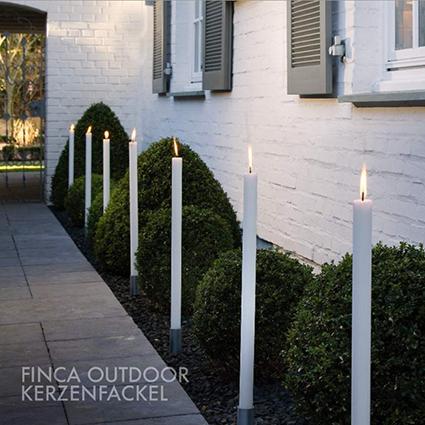 Finca Outdoor Kerzenfackel von Engels Kerzen