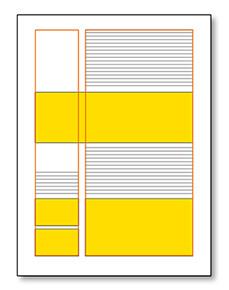 gabbia a 1 colonna con colonnino laterale