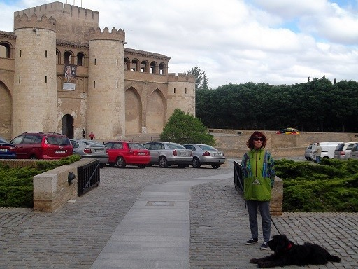 Eingang zu Alfería