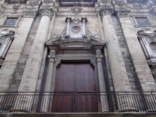 Barockfront der Kathedrale von Tortosa