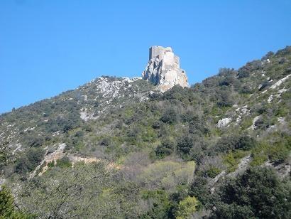 Burg Quéribus