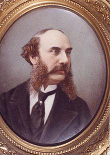 Pau Gil Serra ( 1816 -1896) im Jahre 1860 (Bild: Wiki)
