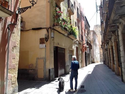 In den Gassen von Tarragona