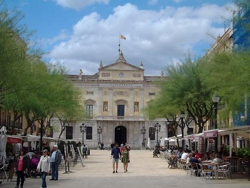Rathausplatz Tarragona