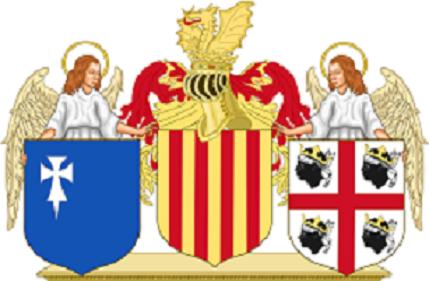 Wappen Aragonien