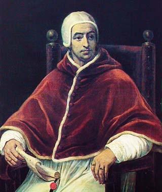 Porträt Benedikt XIII.