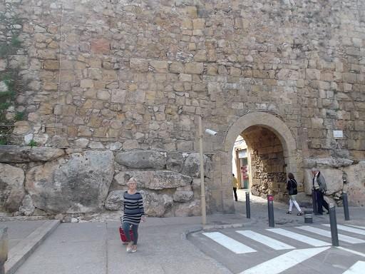 Roser-Portal - Zugang zur Altstadt