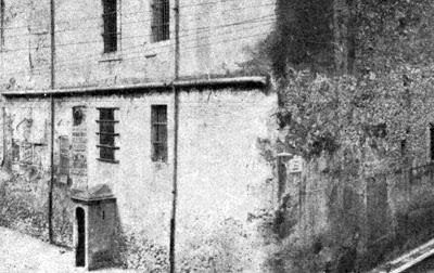 Das Alte Gefängnis in Figueres, in dem die Brüder López Rodríguez einsaßen (Quelle: J.M. Bernils Mach, Figueras..., S.133, raco.cat)
