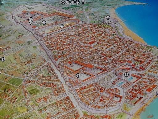 So sah Tarraco aus