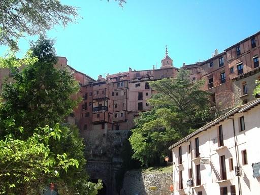 Hängende Häuser von Albrrecín