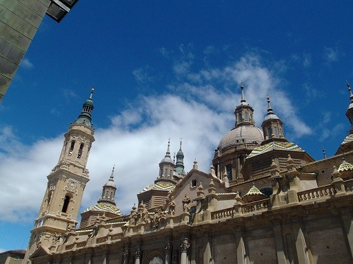 Dach der Kathedrale