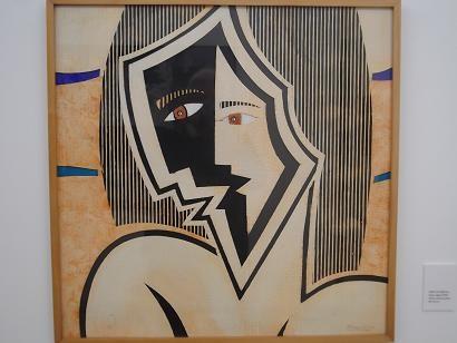 José Luis Pascual: Mujer negra II 2000