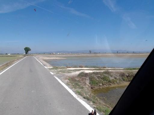 Einfahrt ins Delta