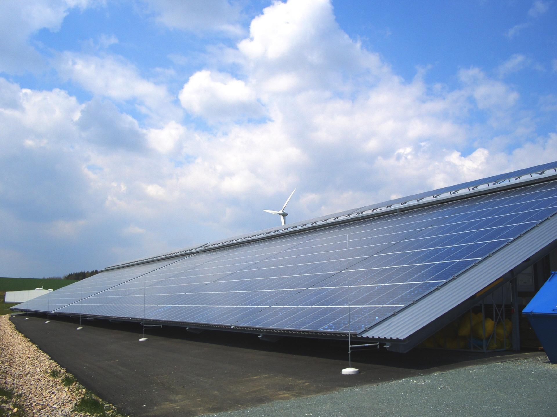 Photovoltaik Anlagen