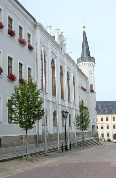Rathaus Kirchberg