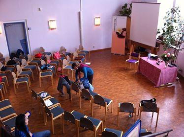 Geistheilerausbildung in Frankfurt