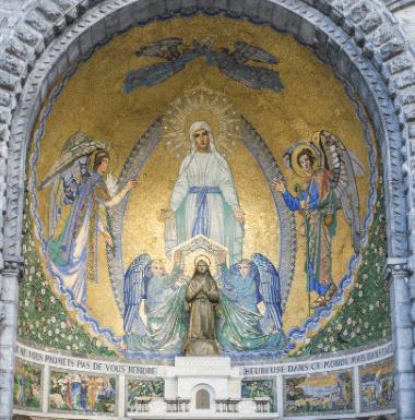 Anerkannte Heilungen in Lourdes