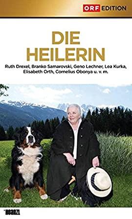 DVD, die Heilerin