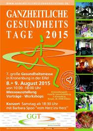 Gesundheitstage 2015, Kronenburg