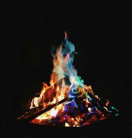 Spirituelles Feuer, einigung