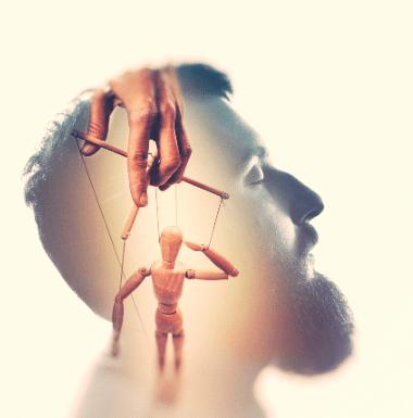 Innere Bilder im Geiste, lenken dich deine Gedanken oder lenkst du deine Gedanken