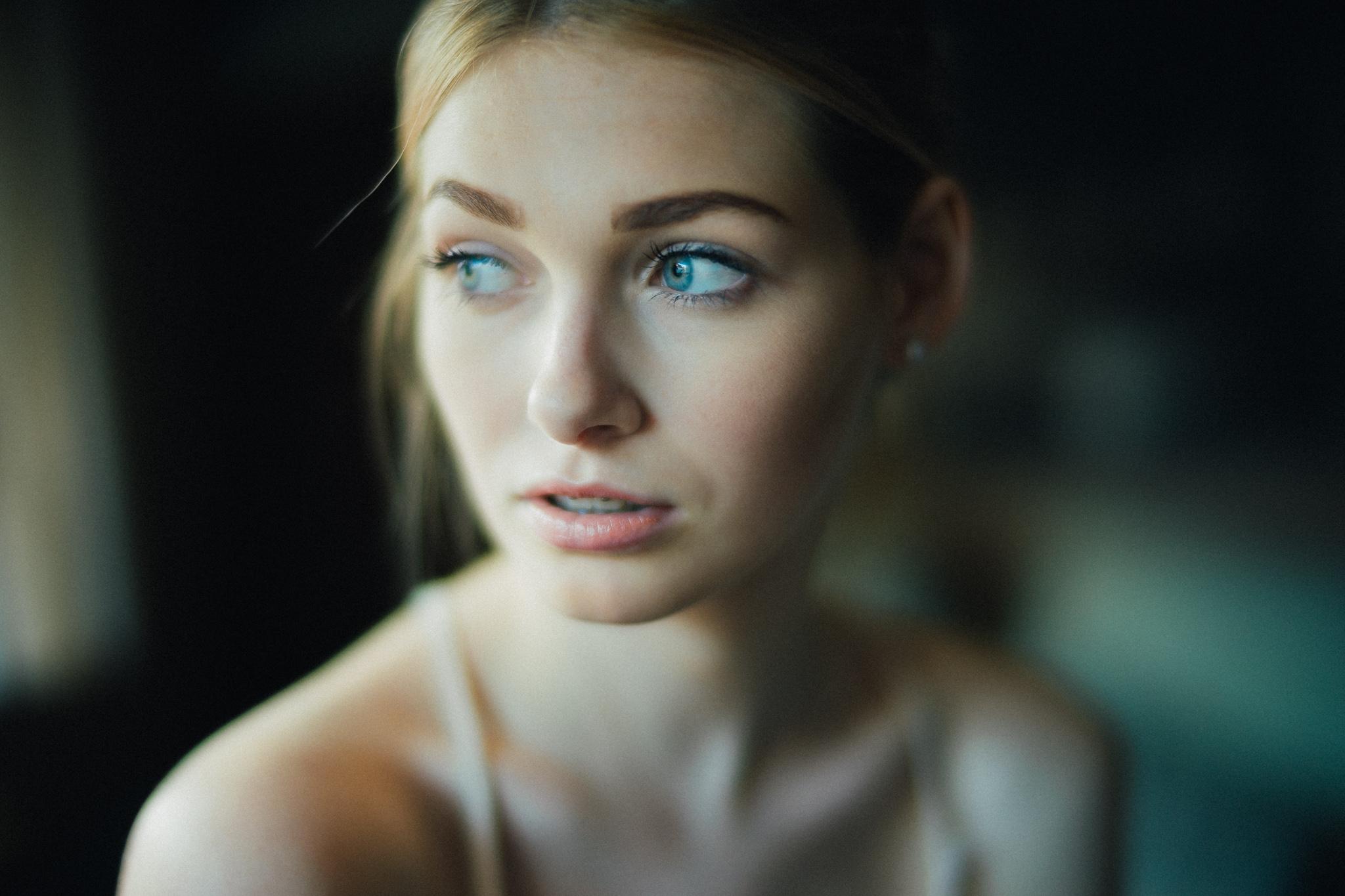 Portrait mit dem Mitakon Speedmaster 50mm f0.95