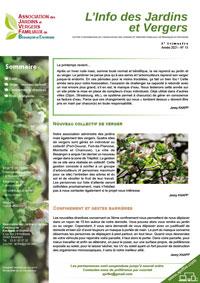 L'info des Jardins et Vergers n°13
