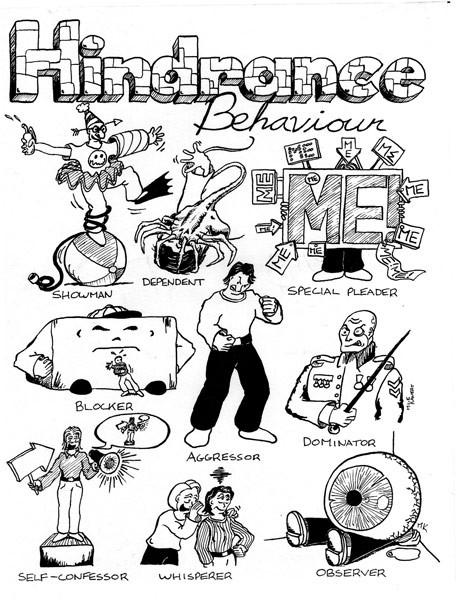 Hindrance