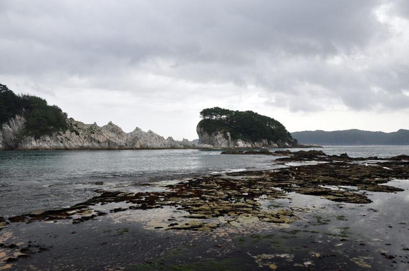 Jōdo-ga-hama shore