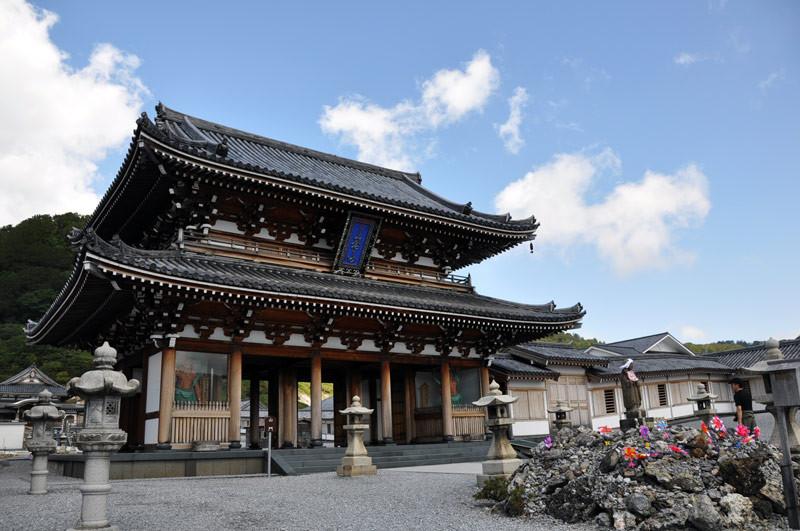 Osoré-zan Bodai Temple