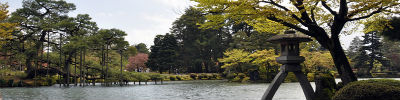 Kenrokuen & Kanazawa Castle
