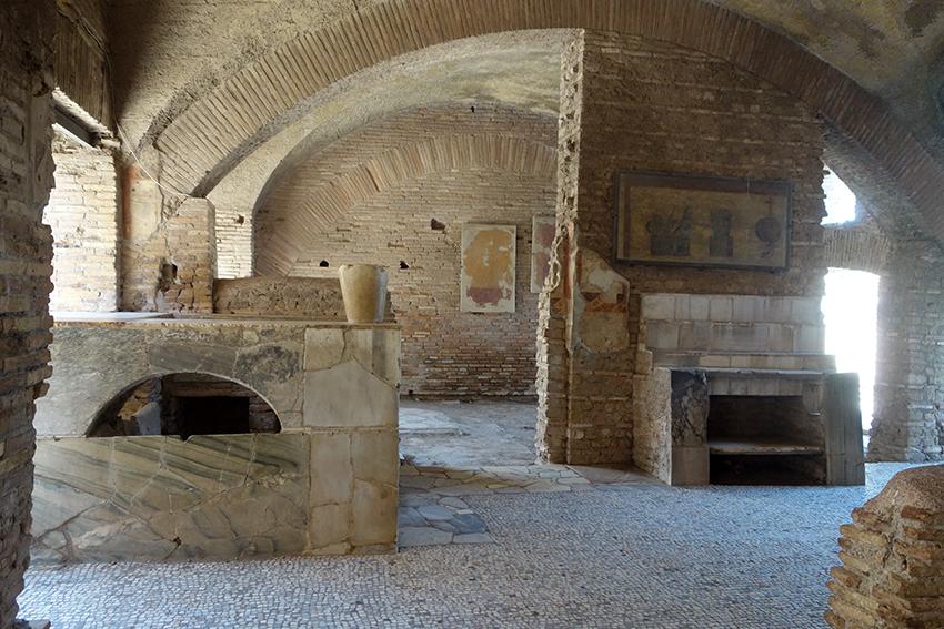 Taverne Ostia Antica