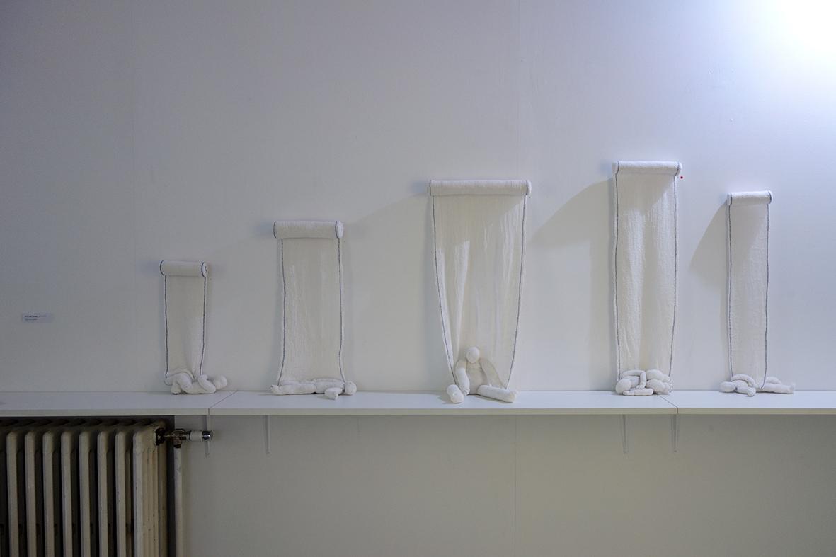 Vue expo Lasécu, 2017. Les pansés