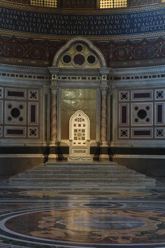 siège papal