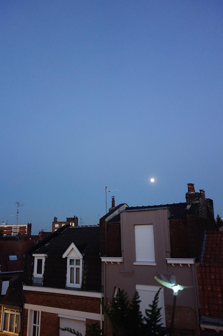 La nuit de ma fenêtre