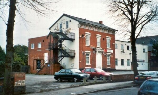Mansion, 1870s, on Botteville Road, British Legion Club since 1930, was demolished in 2016 and replaced by a smaller new club and housing