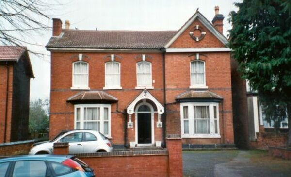 1860s house, Botteville Road