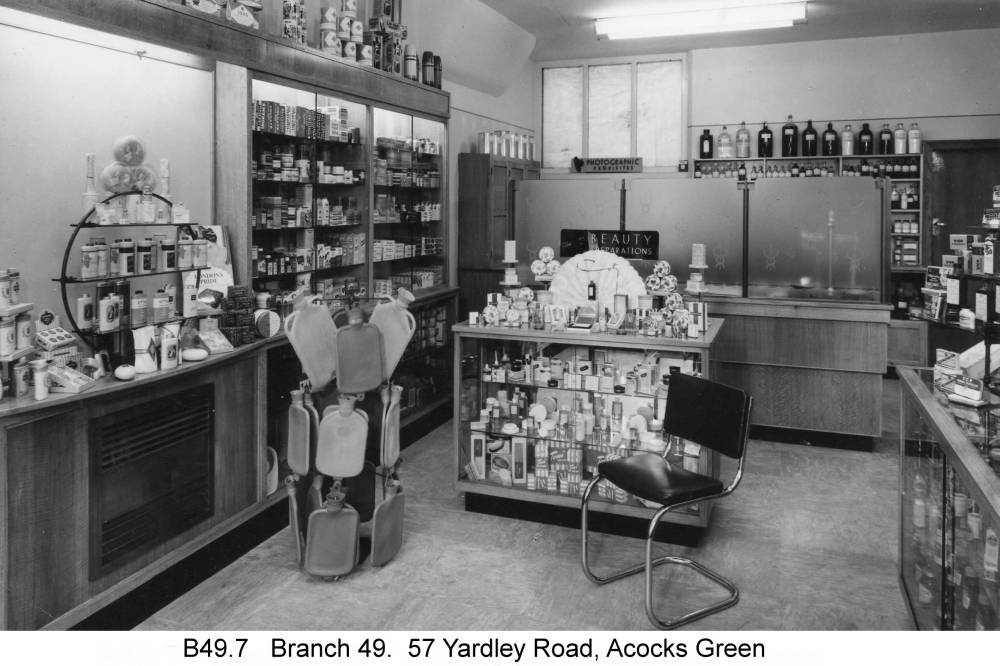 The interior of 57 Yardley Road. Copyright Central England Co-operative
