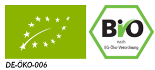 Biosiegel DE-ÖKO-006 und EU Biosiegel von den Chia Brothers