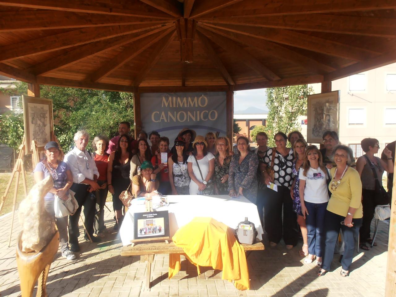 2° EDIZIONE CONCORSO MIMMO CANONICO-MAGGIO 2012