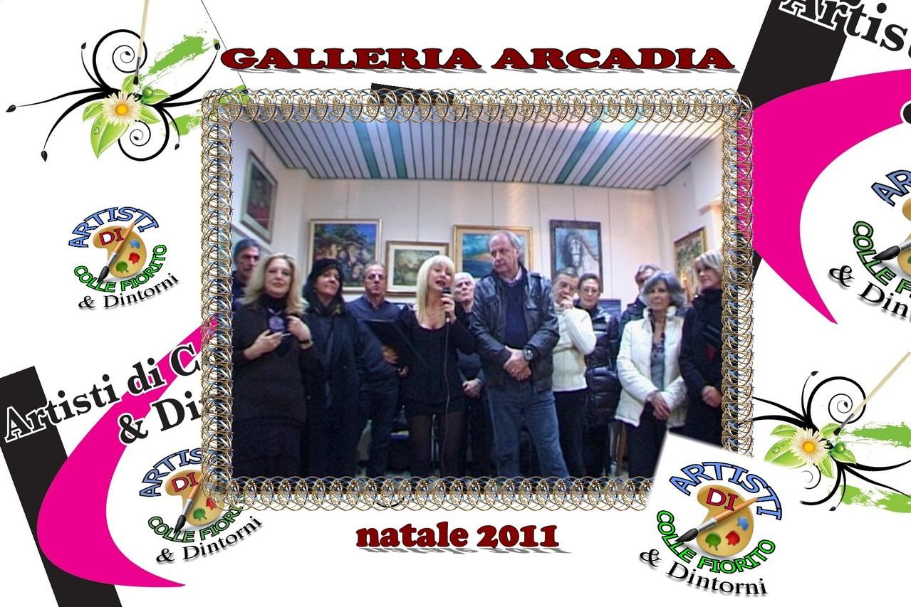 GALLERIA ARCADIA-NOVEMBRE 2011