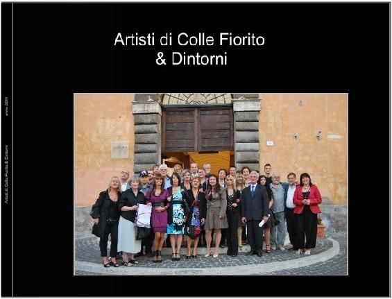 LIBRO DEGLI ARTISTI-2011