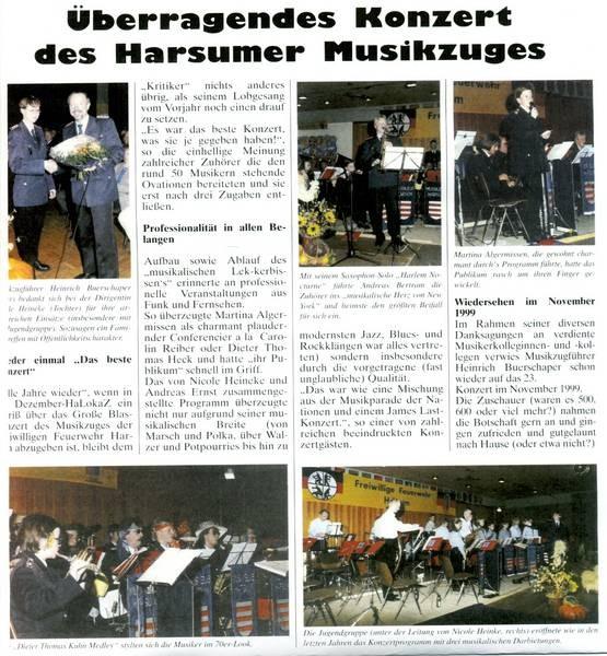 Bericht 1998